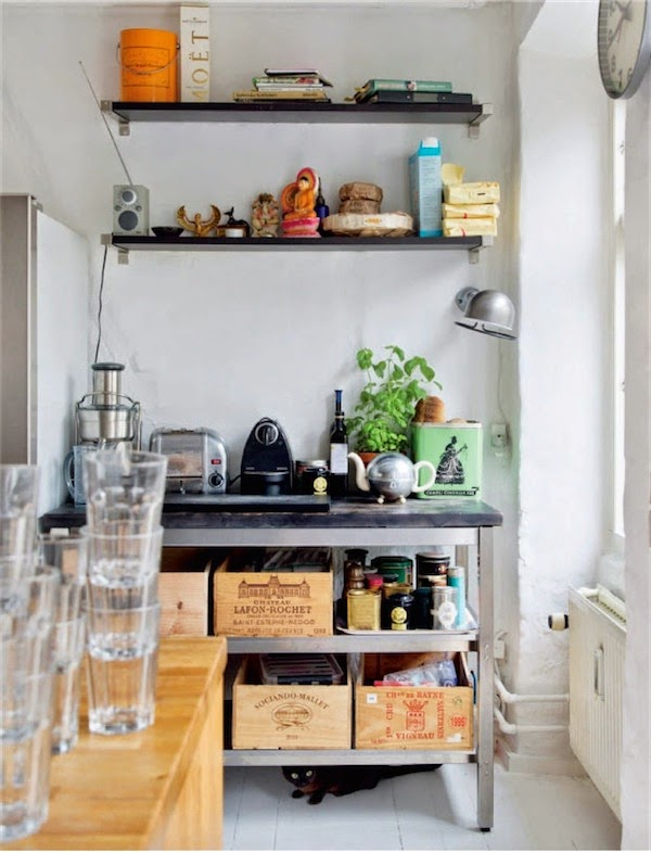 Singular apartamento en Copenhague chicanddeco