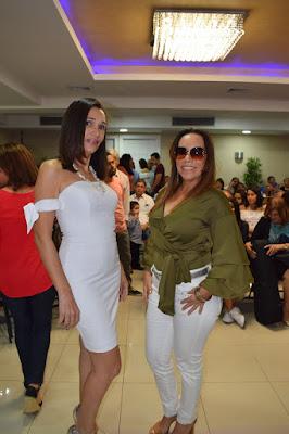 Yori Mendez y Sandra Mendez