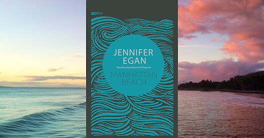 #350. Manhattan Beach - Jennifer Egan