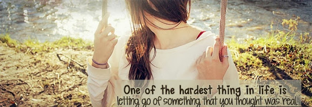 Beautiful quote Facebook cover