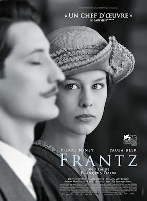 FRANTZ una película de François Ozon - cartel