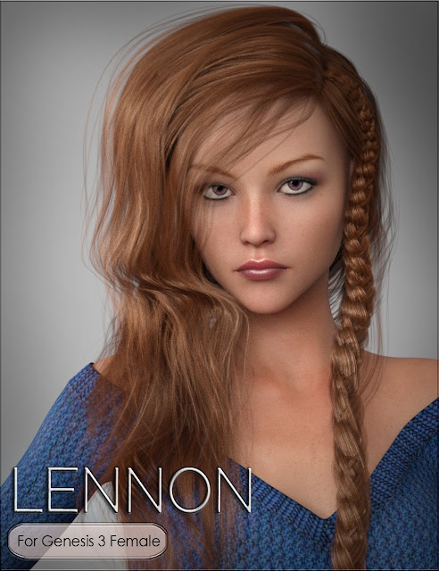 HPVYK Lennon for Genesis 3 Female