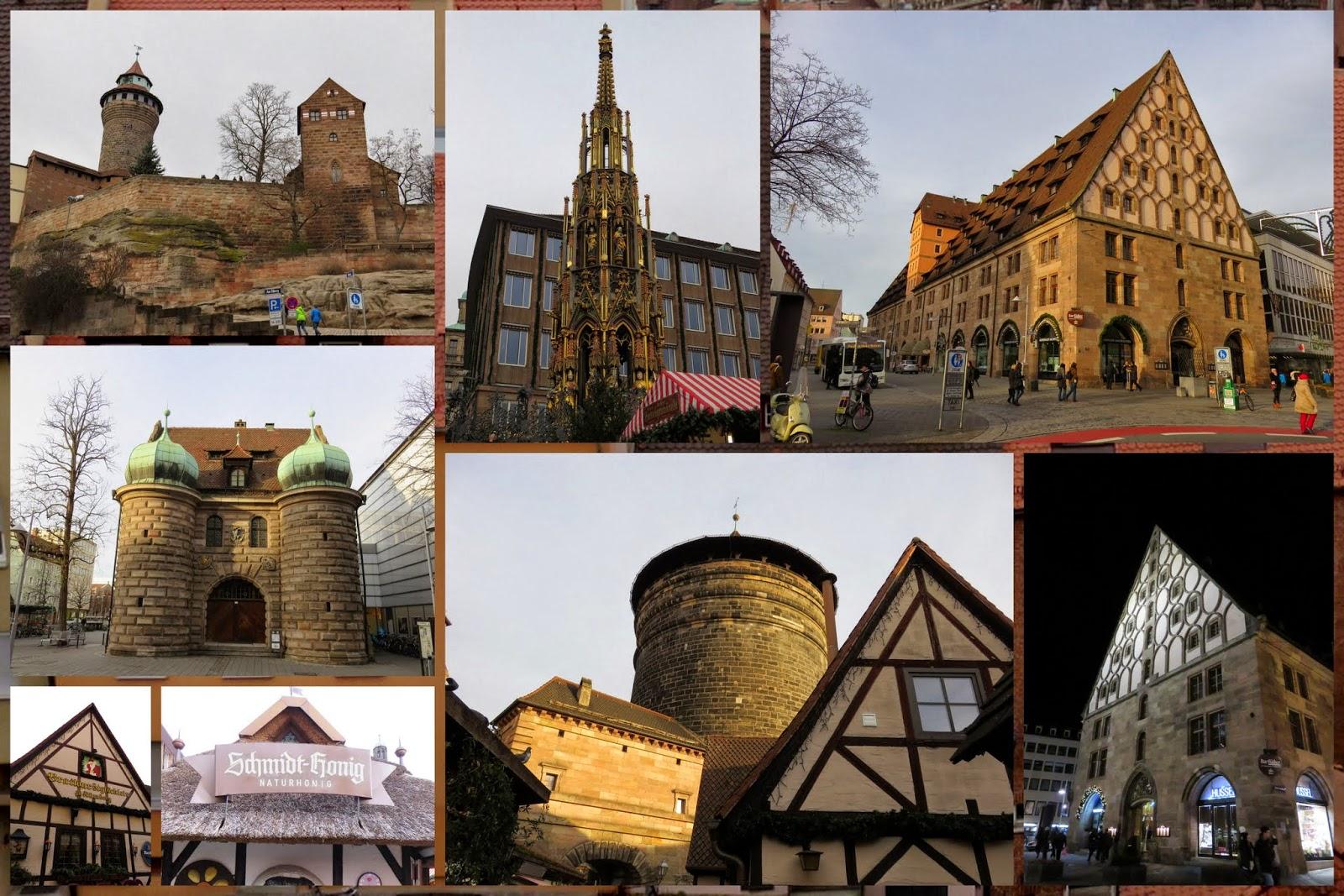 Nuremberg Christmas Market - Medieval Atmosphere