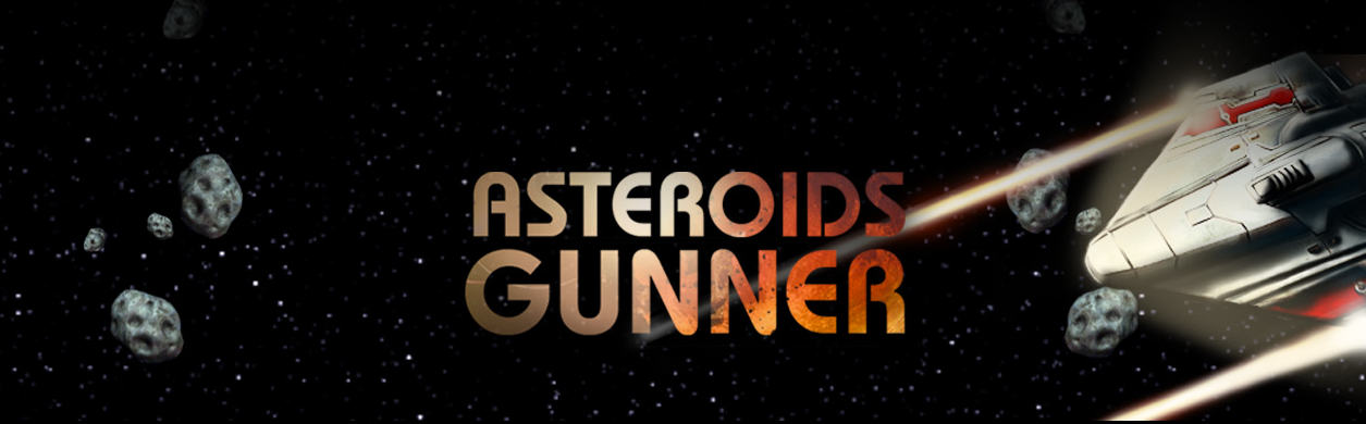 Atari Archives: We Check Out Asteroids: Gunner