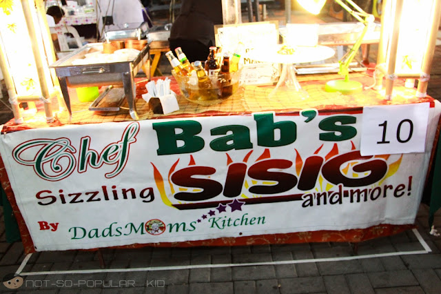 Chef Bab's Sizzling Sisig and More by DadsMoms Kitchen