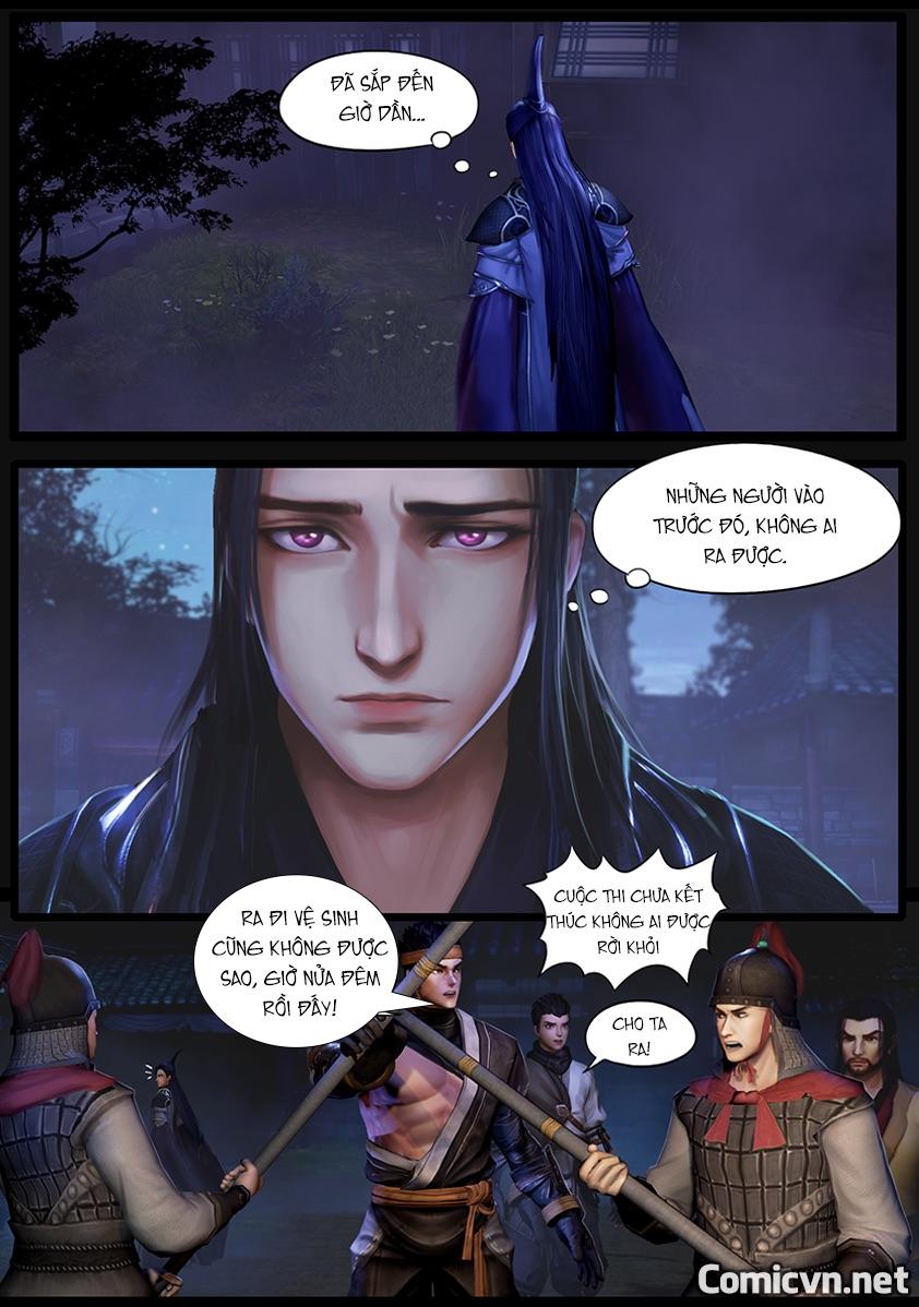 Thủ Mộ Bút Ký - Chapter 36: Quái Tử Tướng - Pic 5