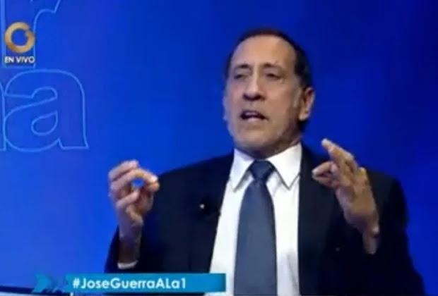 José Guerra: Parar la hiperinflación en seco requiere $40.000 millones