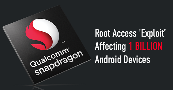 Qualcomm Chip Flaw give access to Hackers to take Private Information From android Devices
