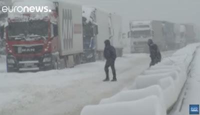 Vreme Extrema în Europa