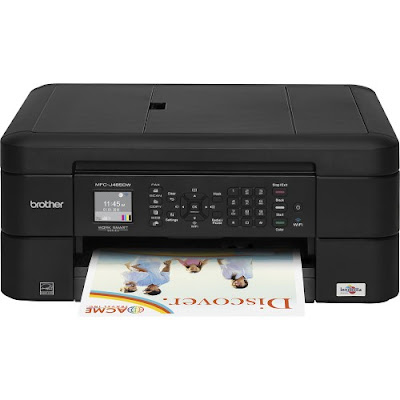 Download Driver Brother MFC-J485DW