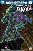 DC Renascimento: Grandes Astros - Batman #5