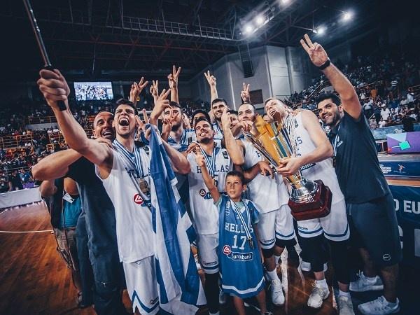 EOK - FIBA: Οι διοργανώσεις του καλοκαιριού
