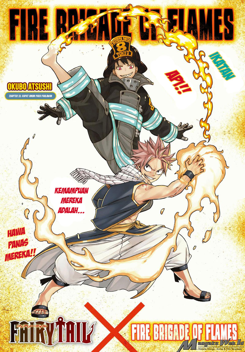 Fire Brigade of Flames Chapter 33-5