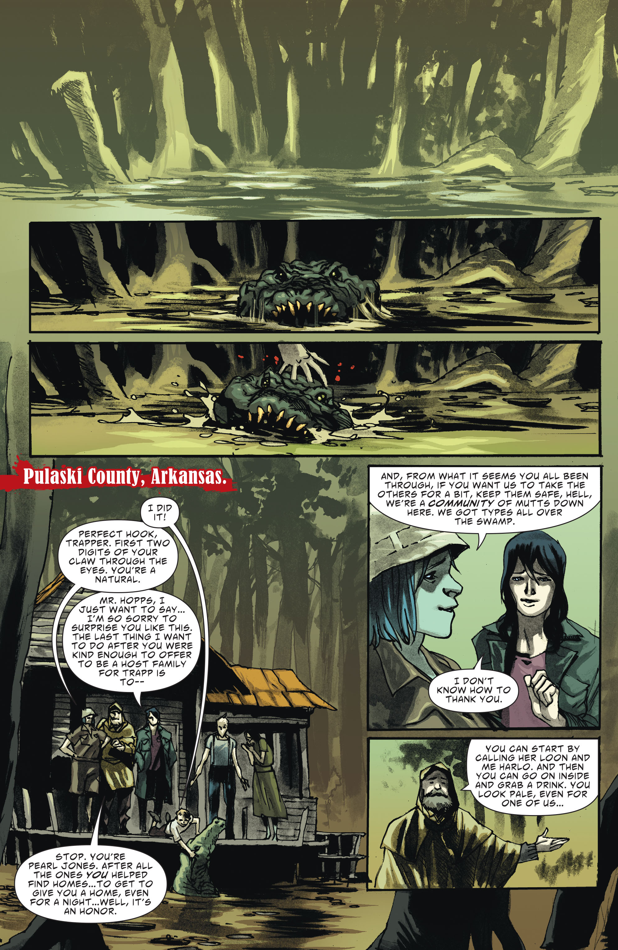 Read online American Vampire: Second Cycle comic -  Issue #4 - 17