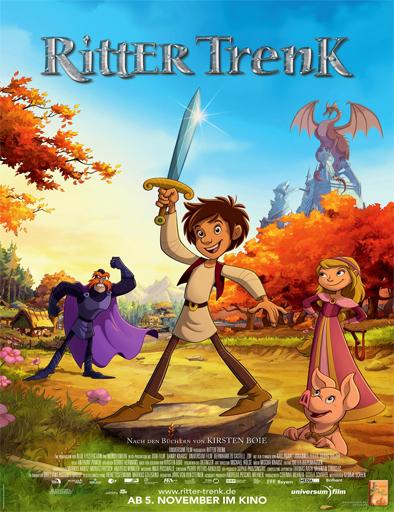 Ver Trenk, el pequeño caballero (2015) Online