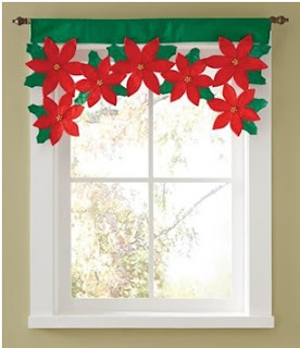 decoracion de ventanas navideñas bonitas.jpg