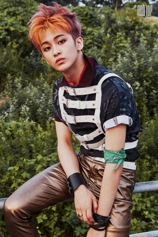 NCT (Neo Culture Technology) under SM Entertainment Nct-127-mark-2