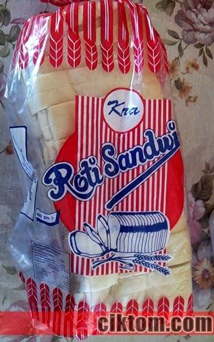 Roti Sandwich (RM2.20)