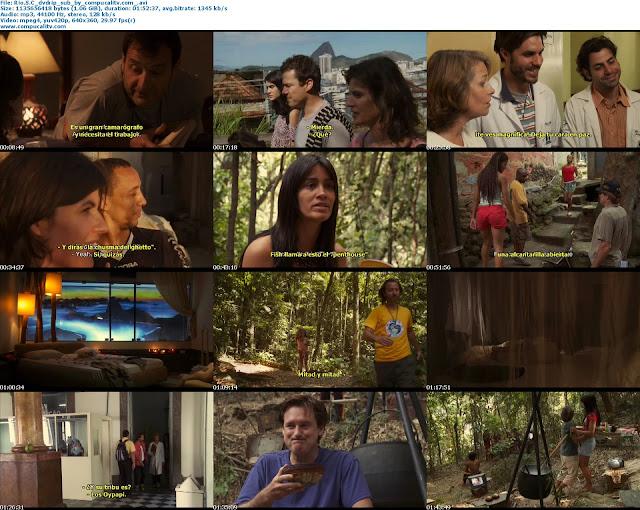 Rio Sex Comedy DVDRip Subtitulos Español Latino Descargar [2010]