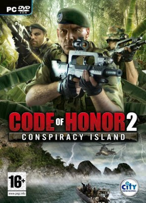 descargar Code of Honor 2 Conspiracy Island 1 link iso mega