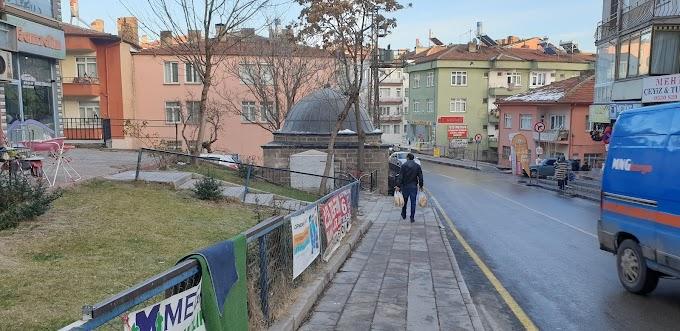 Külhanı Ali Baba Türbesi - Aksaray
