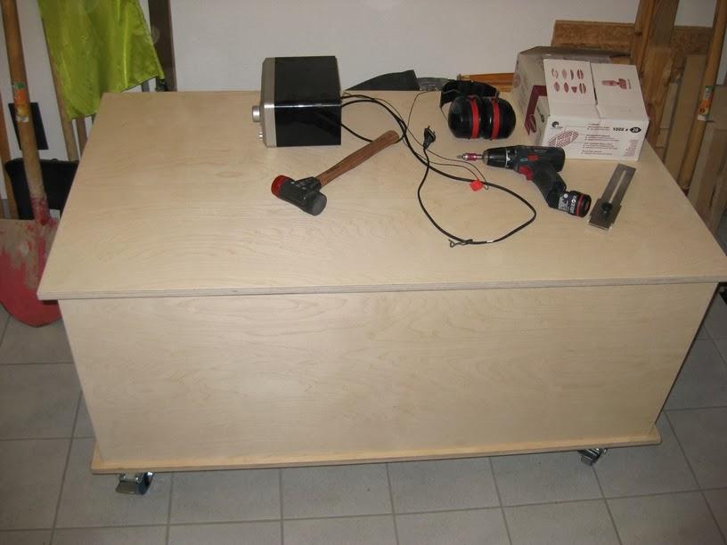 marios werkstatt projekt neubau werkstattwagen teil 2. Black Bedroom Furniture Sets. Home Design Ideas