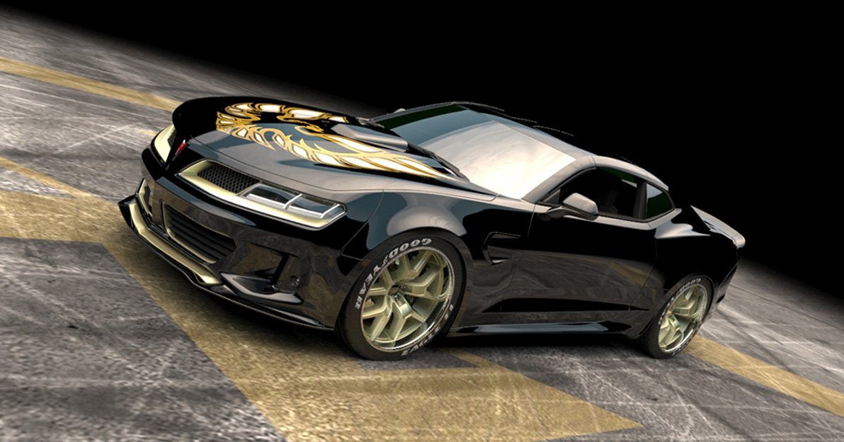 Js Auto Sales >> 2017 Trans Am Super Duty Brings 1000 HP To New York | Carscoops