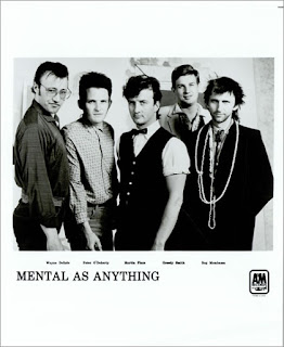 Little Aussie Albums Mental As Anything 1978 Plays At