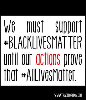Teaching #BlackLivesMatter