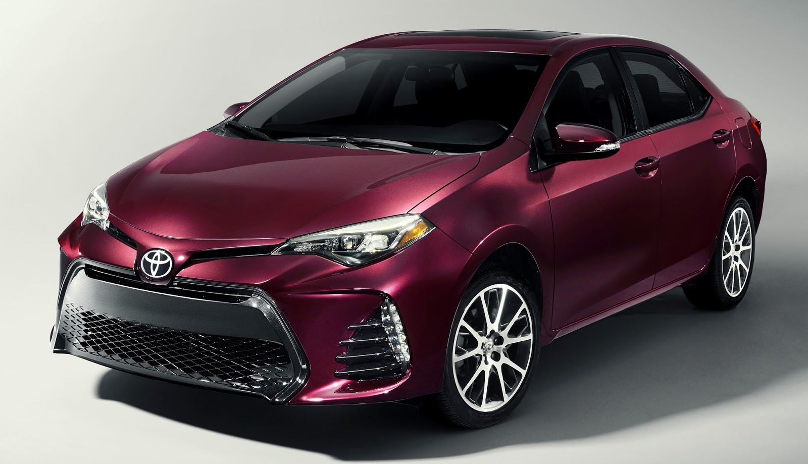It Has Been Fifty Years Since The First Corolla Rolled Out Of A Toyota Factory In An Today Builds Corollas 16 Diffe Locations