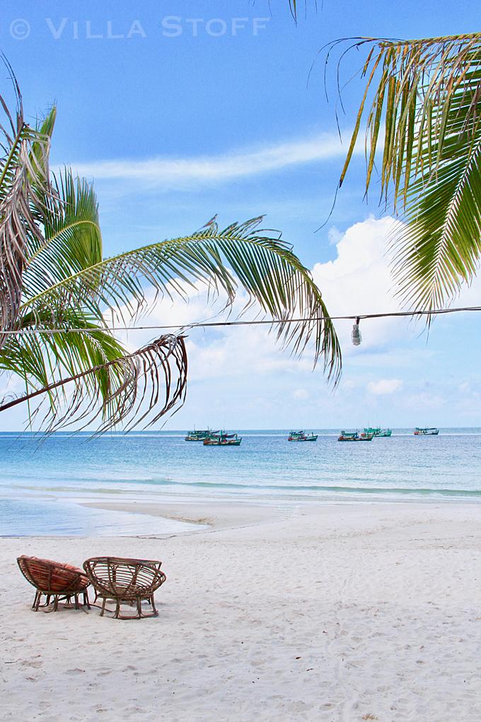 Weltreise • Koh Rong Island, Kambodscha
