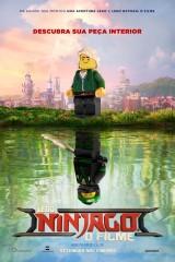Lego Ninjago: O Filme 2017 - Dublado