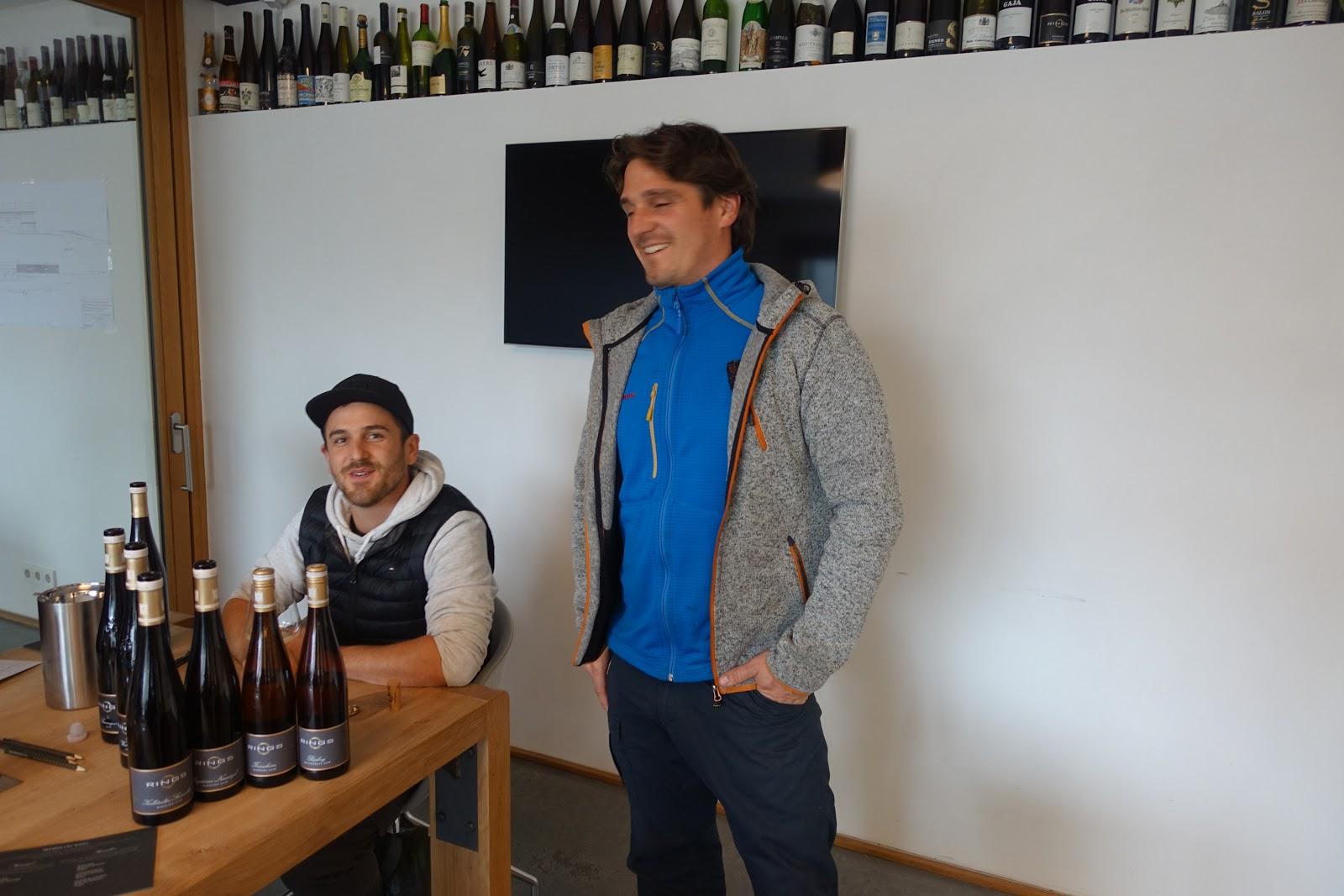 Weingut rings freinsheim