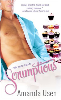 scrumptious, amanda usen, book review