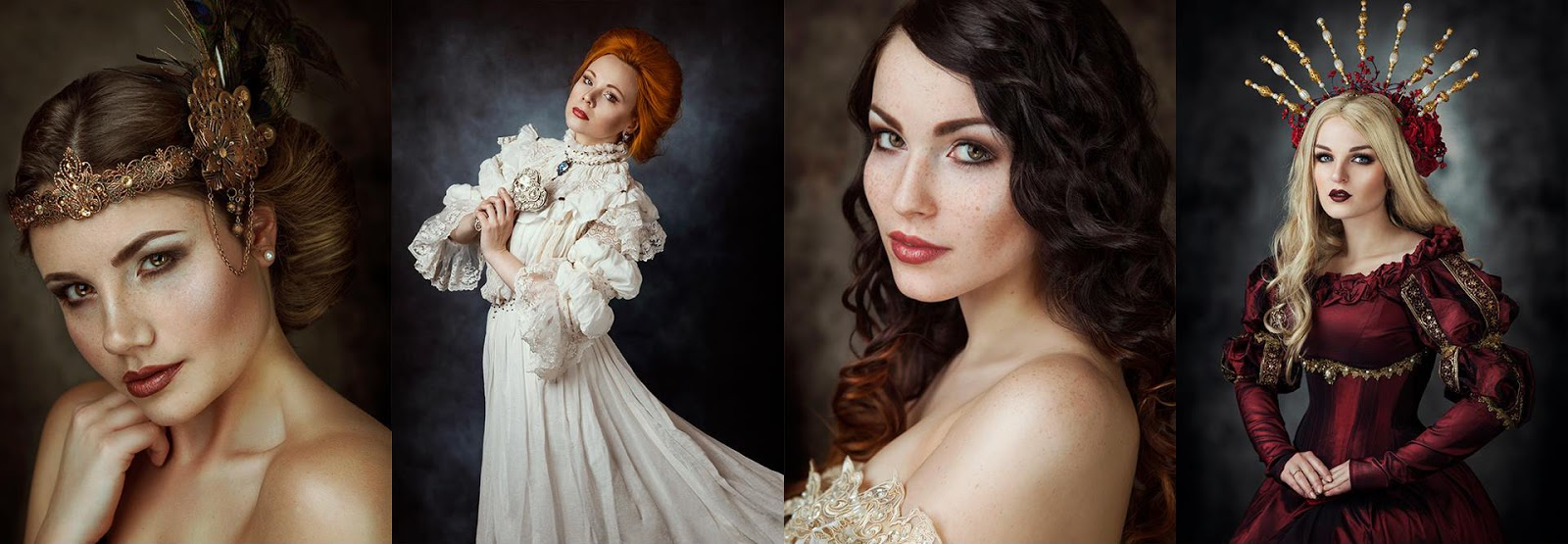 Märchen, Historisch, Make-up, Makeover Shooting