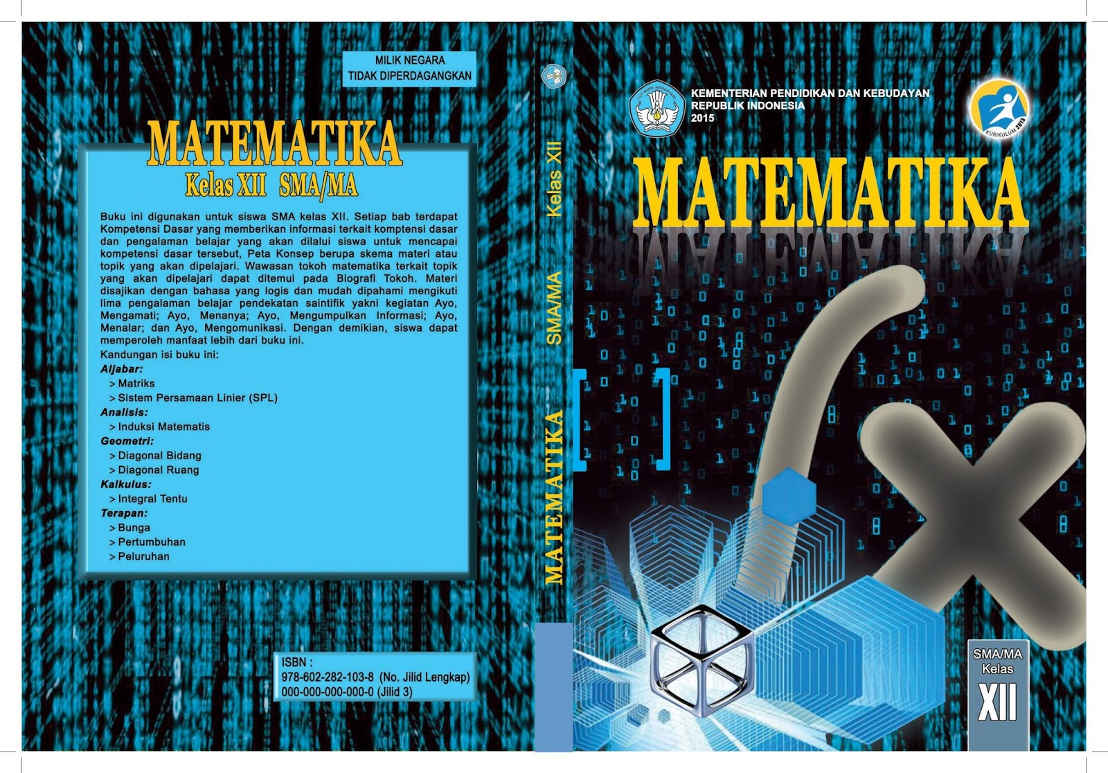 Ebook Matematika Sma Kurikulum 2013