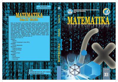 Buku Materi Pelajaran Matematika SMA Kelas 12 Kurikulum 2013