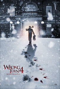 Wrong Turn 4: Bloody Beginnings Poster