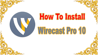 Wirecast Pro 10.1.0 For PC