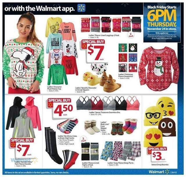 Walmart Black Friday Sale Ladies Clothes