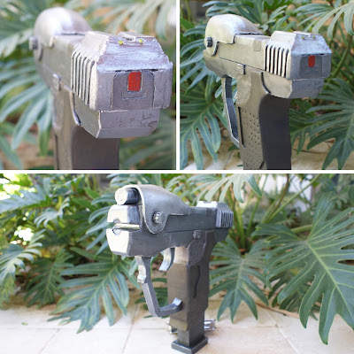 Halo Combat Evolved Magnum foam prop