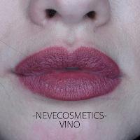 Neve cosmetici  pastello labbra vino