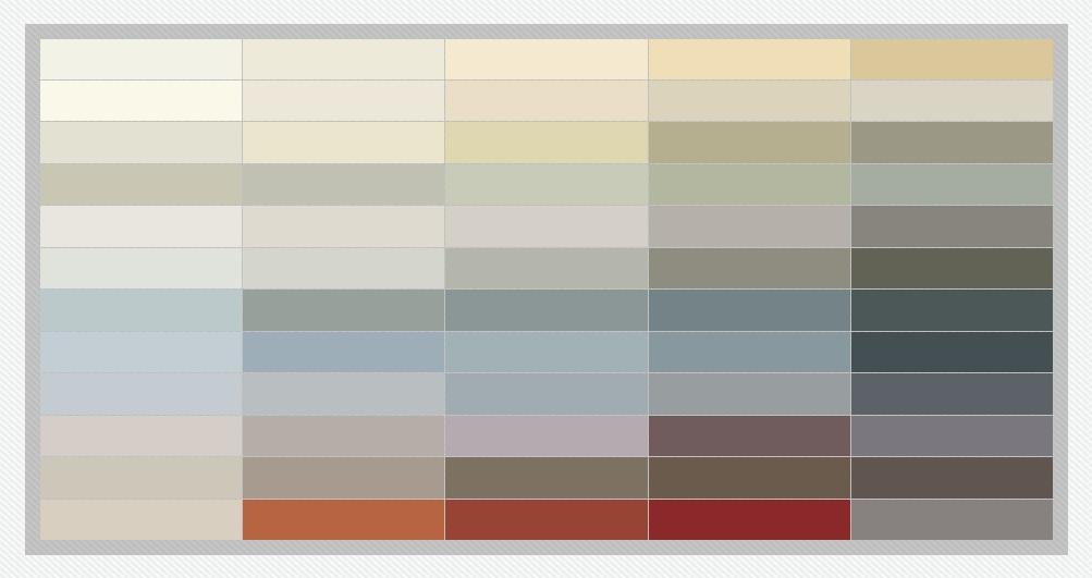 Candice Olson Color