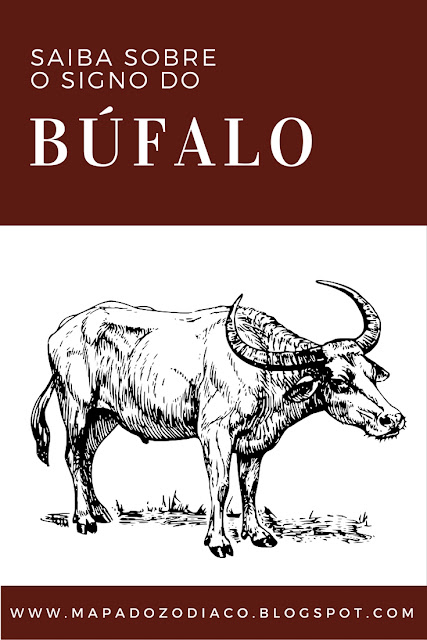 a personalidade do signo chines  do búfalo
