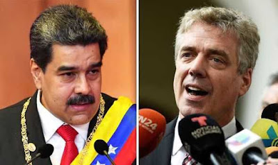 Venezuela Expelled German Ambassador