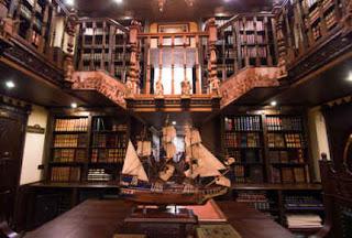 Biblioteca Book Capella