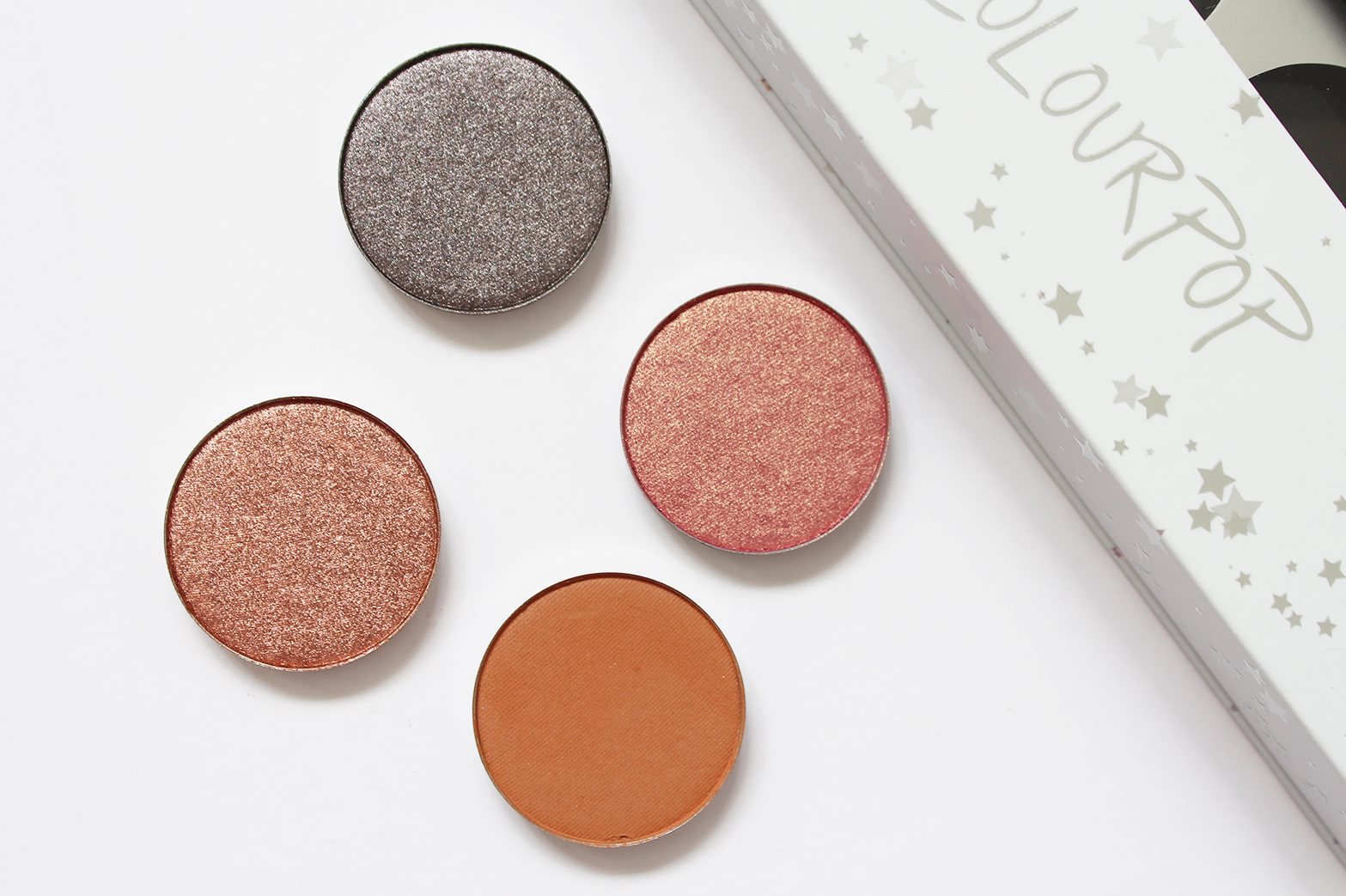 COLOURPOP COSMETICS | Brand New Pressed Shadows - Review + Swatches - CassandraMyee