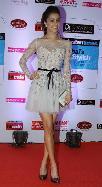 Bollywood Actresses & Celebs in Designer Outfits @ Mumbai's Most Stylish 2015