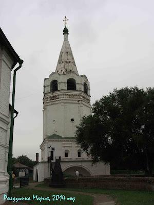 Старочеркасск фото колокольня