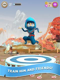 Clumsy Ninja 1.20.0 MOD APK Android 2016